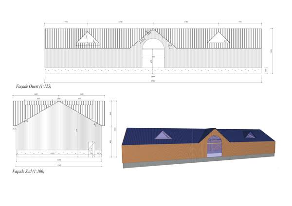 r alisation des avants projet ibatec bois bureau d 39 tudes structure bois caen en normandie. Black Bedroom Furniture Sets. Home Design Ideas